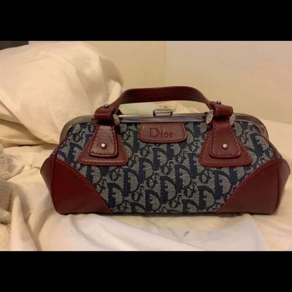 Dior Handbags - Authentic Christian Dior Bag